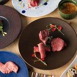 【焼肉宴会】 焼肉と創作イタリアンが楽しめる贅沢なコース