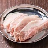 トントロ(首肉)