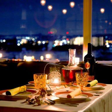夜景イタリアン&肉バル GB 立川店 店内の画像