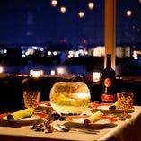☆立川の夜景を一望☆女子会や誕生日会にオススメ♪
