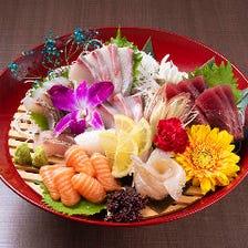 極上鮮魚「楽蔵盛り」