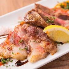 銀座で味わえる本格スペイン料理