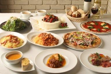 イタリア ワイン食堂 ジョイーレ  こだわりの画像