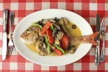 ★高知県宿毛産の鮮魚を使ったお料理