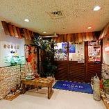 永田町駅5番出口から徒歩1分とアクセス良好。完全禁煙です