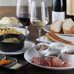 チーズとワインのお店 kotetsu