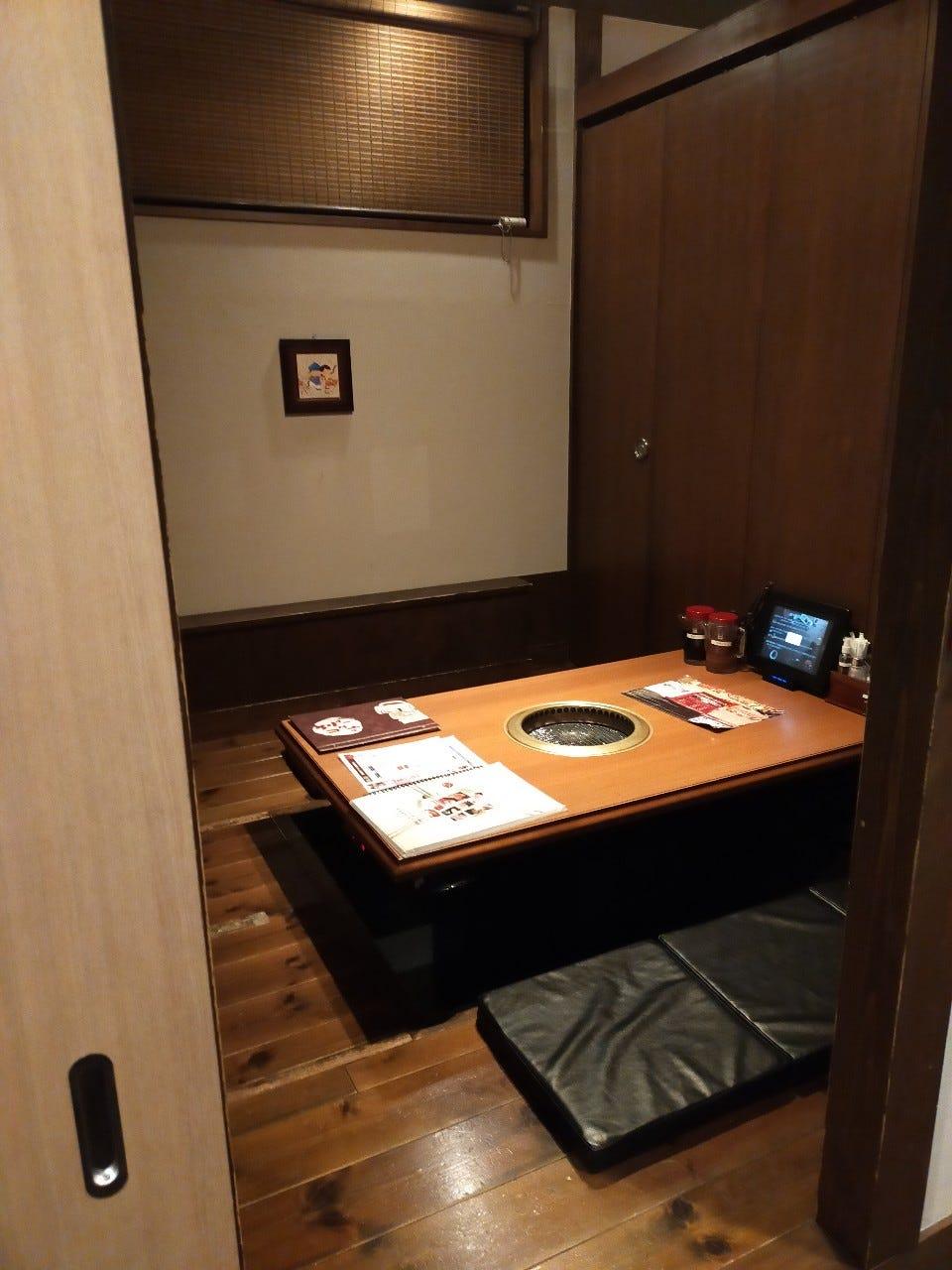 完全個室完備!!