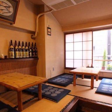 ふぐ・創作・季節料理 日本橋 宝月 店内の画像