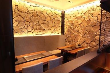 鉄板 OSAKA  店内の画像