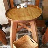 テーブル席(~2名様)