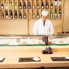 《御料理のみ》旬の味覚を盛り込んだ逸品と職人が握る寿司を楽しむ【大将おまかせ肴・握りコース】6,500円