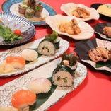 御料理のみ女子会コースもございます:【女子会コース】全4品/2,180円