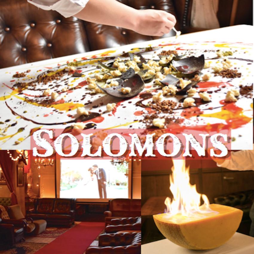 原宿Solomons〜ソロモンズ〜 本店