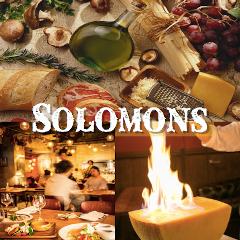 原宿Solomons~ソロモンズ~ 本店