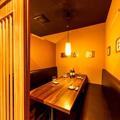 完全個室 創作和食 武蔵~真久作~ 新橋店  コースの画像