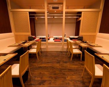 東京軍鶏専門店 鶏はな 両国江戸NOREN店 店内の画像