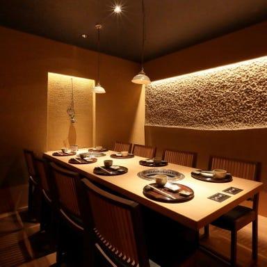 日本焼肉 はせ川 表参道店 店内の画像
