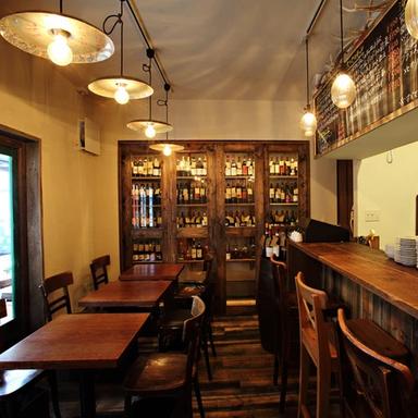 ワイン食堂 レインカラー  店内の画像