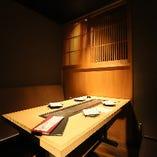 《完全個室》オトナ空間でゆったり鉄板焼きを 4~6名様用・要予約