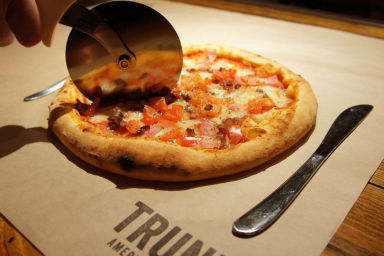 American Pizza&Craft Beer TRUNK  コースの画像
