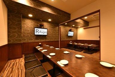 チーズタッカルビ&個室Dining Rifugio ‐リフージョ‐ 店内の画像