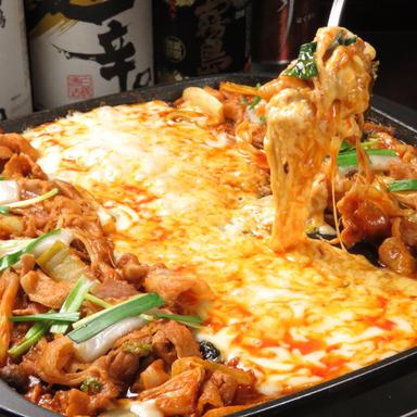 チーズタッカルビ&個室Dining Rifugio ‐リフージョ‐ こだわりの画像