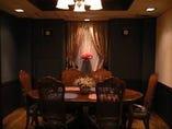 テーブル個室(5~8名様)