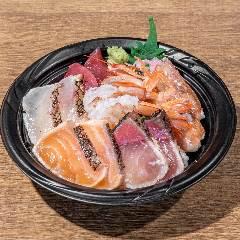 ほおずき特選海鮮丼