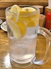 有機生レモンサワー