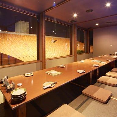 沖縄創作料理 ロケーションダイニング凪  店内の画像
