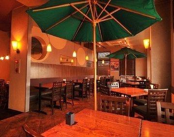 ビッグリバーサイドレストラン ヤミー 店内の画像