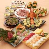 豪華絢爛♪ 寿司宴会コース