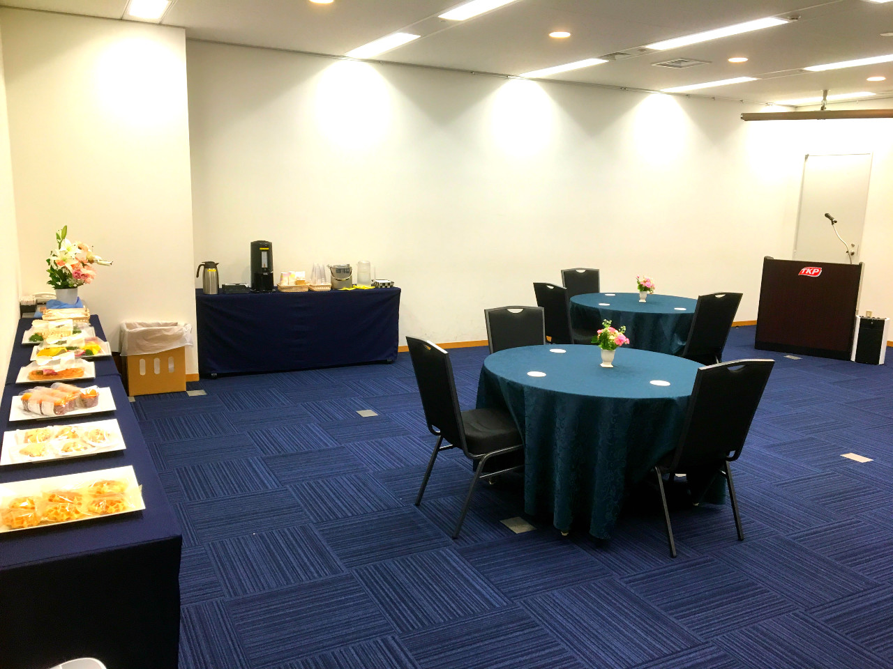 室 tkp 横浜 会議