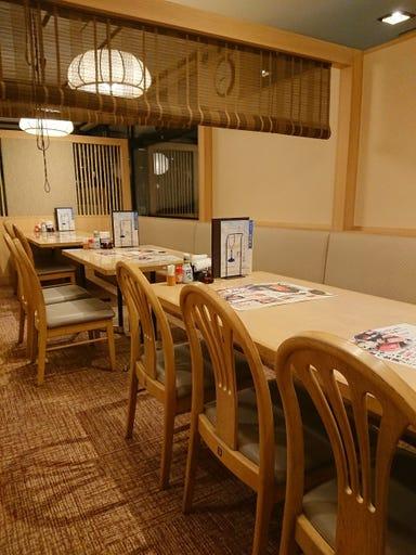 北海道生まれ 和食処とんでん 岩槻店  店内の画像