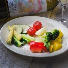 季節野菜の和風ピクルス