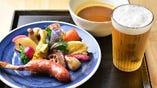 鎌倉野菜のスープカリー
