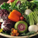 野菜やお米は岐阜を中心に、日本国内の田畑から旬の最高のものを