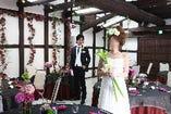 婚礼にも最適です。