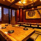【4階フロア】大型掘りごたつ宴会個室 (~22名様)