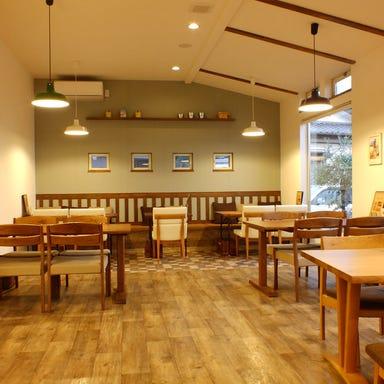 cafe dining citrus thyme  店内の画像