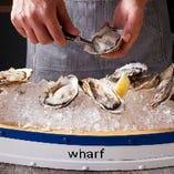 産地・生産者にこだわり安心安全を第一に365日新鮮な牡蠣を提供