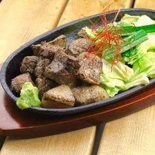 「松阪豚」や地元でとれた食材を使用