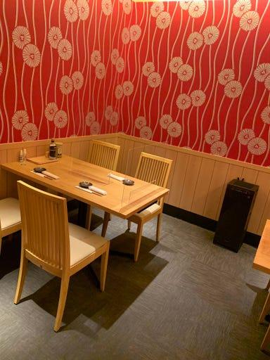 雛鮨 六本木  店内の画像