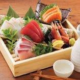 旬の新鮮なお刺身【季節の鮮魚】