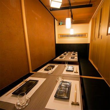 個室居酒屋 蕎麦割烹 山崎 大井町本店 こだわりの画像