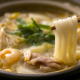 定番人気メニューの土鍋の野菜あんかけ饂飩★