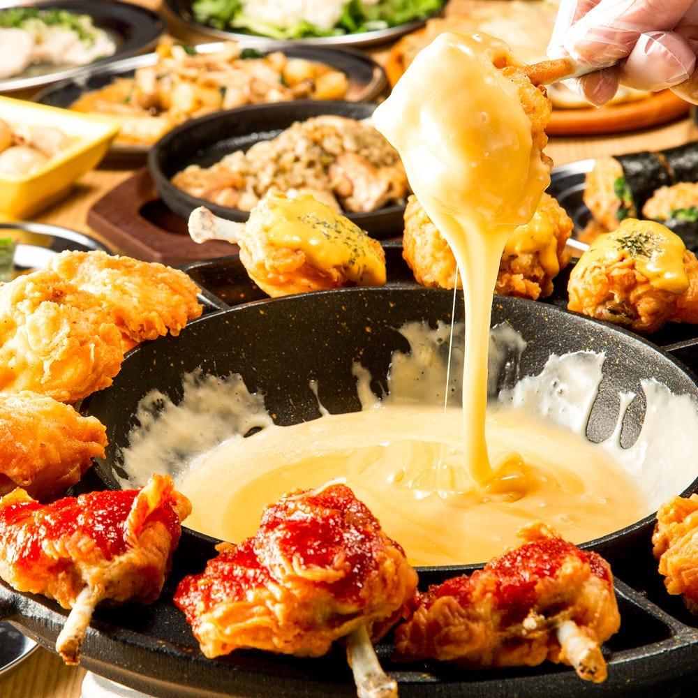 SNS映えするおしゃれな韓国料理!