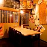 小倉駅より徒歩1分の好立地になる和風バル居酒屋!個室あり◎