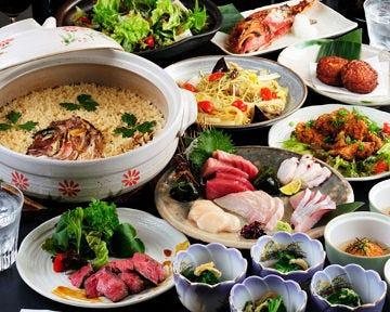 お料理の美味しい宴会コース!!