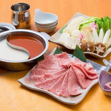 しゃぶしゃぶ・日本料理 たちばな  メニューの画像